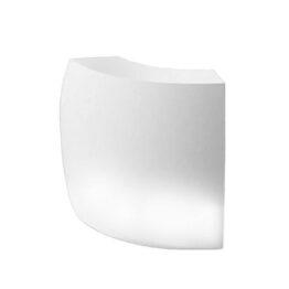 wynajem barow igloo corner lightable bar counter pedrali rental