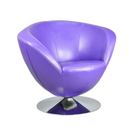 wynajem foteli fotel fioletowy only purple violet
