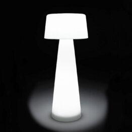 wynajem mebli podswietlanych led lampa time out pedrali