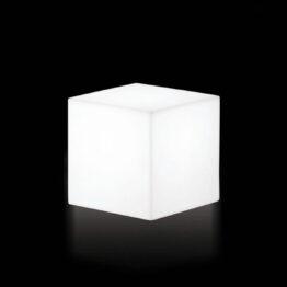 wynajem puf lostka podswietlana geo cubo