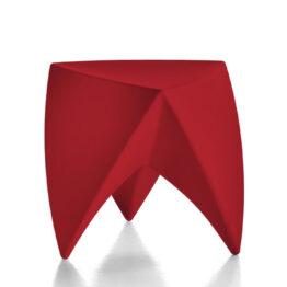 wynajem puf pufy czerwone stolki mr lem