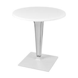 wynajem stolow wypozyczalnia stolow stol ice round white