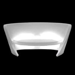 wynajem sof sofa biala podswietlana rap