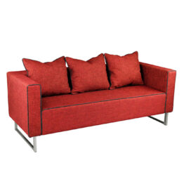 sofa neiva red 2