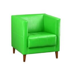 wynajem foteli fotel zielony mio green 1