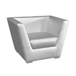 wynajem foteli fotele srebrne tulip silver