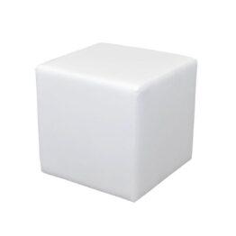 wynajem puf pufa pinna white biala 1x