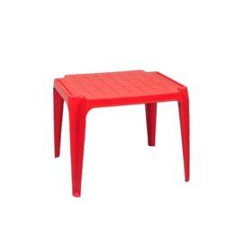 wynajem stolikow wypozyczalnia stolik niskich czerwony bibi amadeo 1